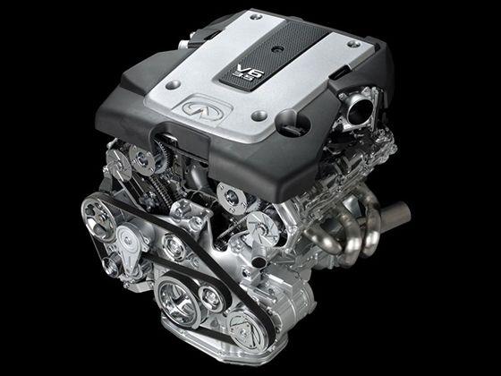 日产VQ35DE