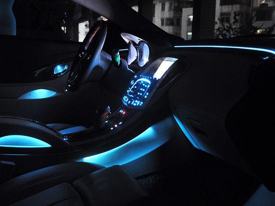 车内氛围灯