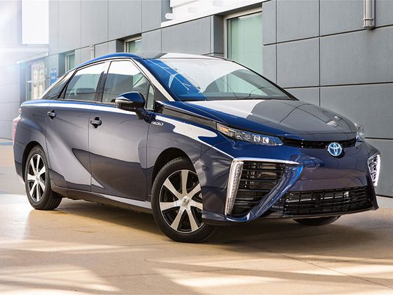燃料电池汽车