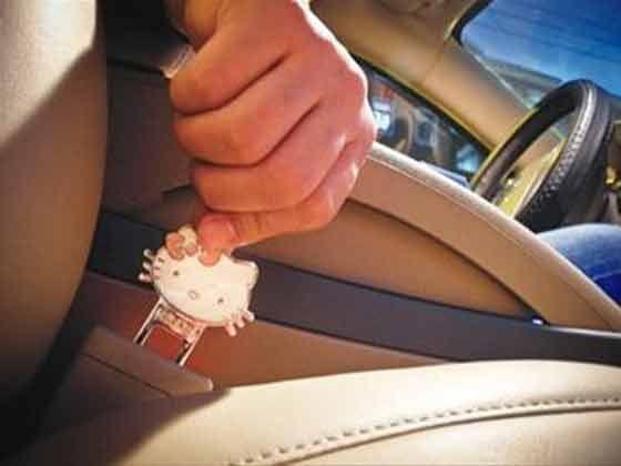 安全带卡扣