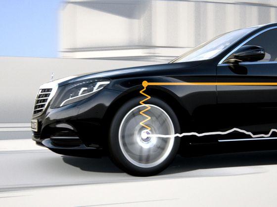魔术车身控制系统