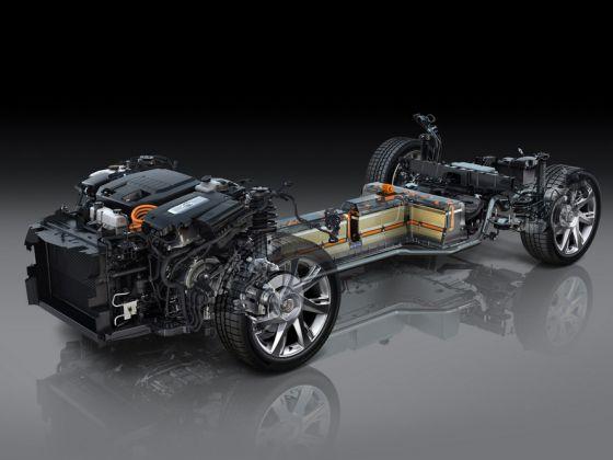 增程式电动车