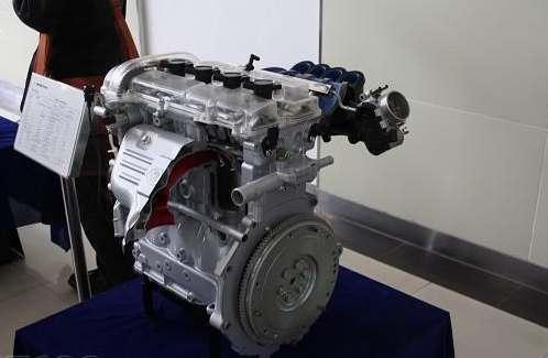 海马FP系列的2.0VVT发动机-海马S3平台解读高清图片