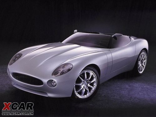 捷豹f-type概念车.f-type概念车是在2000年北美国际汽车展上发高清图片