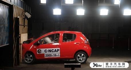 CNCAP结果出炉 熊猫成自主品牌首款五星车