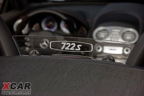 3. 欣赏奔驰slr迈凯轮722 s 高清图片