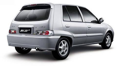 新一代夏利N3九月将上市 老款车型降4千高清图片