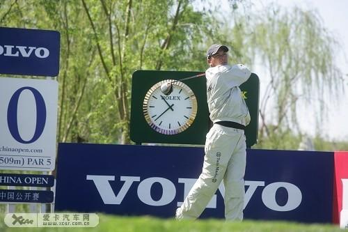 60外,沃尔沃汽车公司携全线产品在volvo中国公开赛亮相.现场高清图片