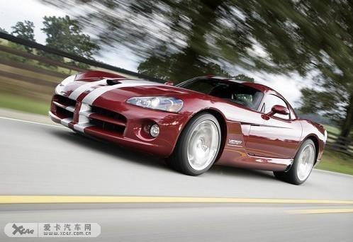 克莱斯勒破产 道奇传奇车型Viper将被出售高清图片