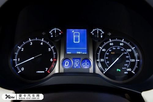 试驾2010款雷克萨斯GX460