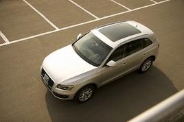 最有轿车气质的SUV 试奥迪Q5 2.0 TFSI