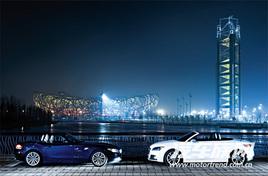 ����dz ����Z4+�µ�TTS Roadster�Բ�