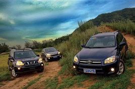 城市SUV的素质教育 CR-V与RAV4对比奇骏