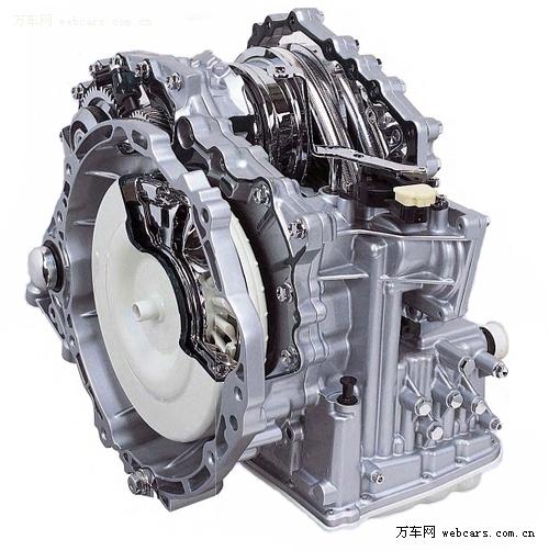 『三菱F1CJA CVT变速箱由Jacto制造』-变速无级性能有差 CVT车型高清图片