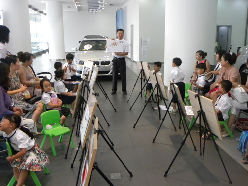 [活动]2010年bmw儿童绘画比赛成功举办