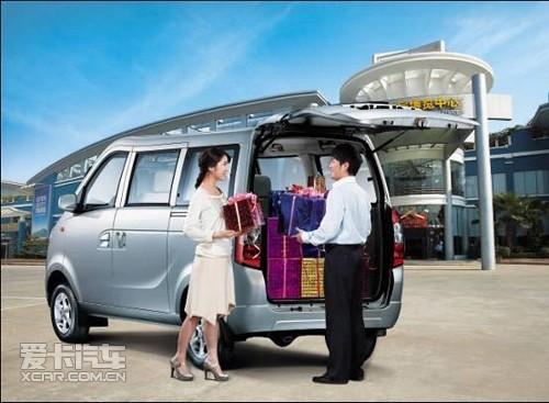 海马福仕达限量版2.98万福州上市高清图片