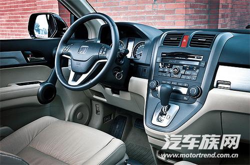 对比大众途观现代ix35本田CRV