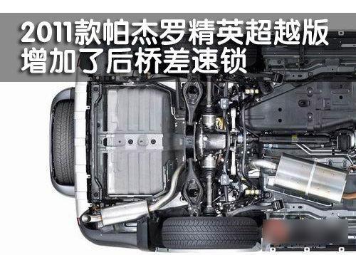 三菱帕杰罗V93精英超越版新车到店即空