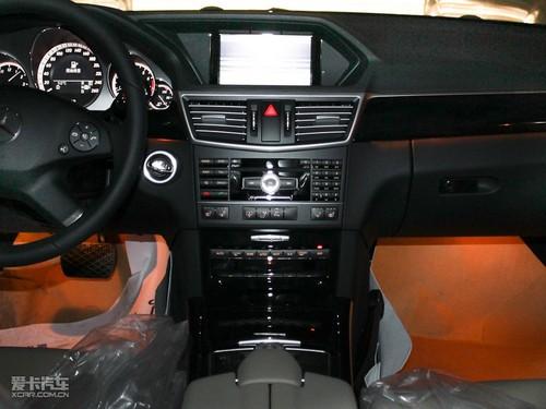 (图)奔驰加长版E300L内饰-北京奔驰E200L下月上市 预计售价48万元