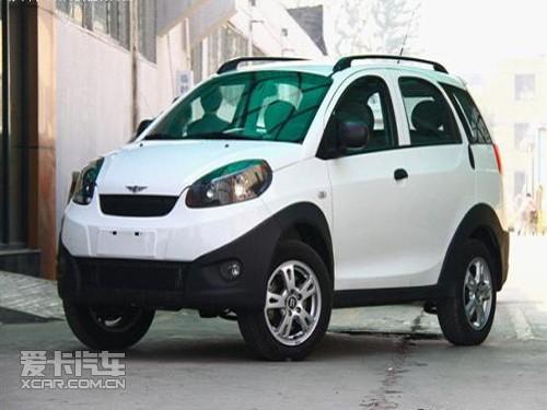 与豪华型相比,瑞麒x1舒适型价格降低5000元,然而作为瑞麒x1高清图片