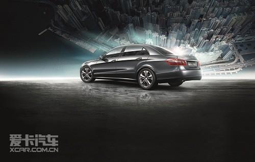 新奔驰E200L加长轴距豪华轿车 即将上市