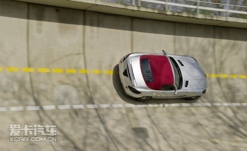 M奔驰SLS AMG Roadster