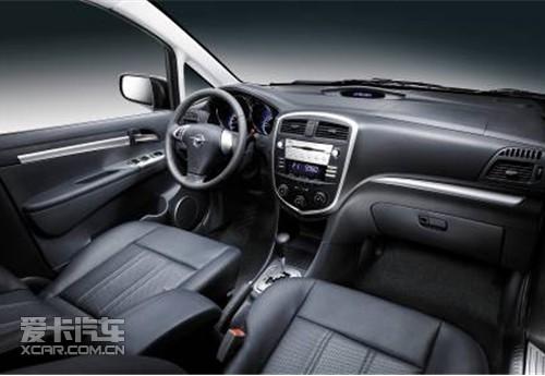 小型商务车市场新锐 新款普力马卖点详解 高清图片