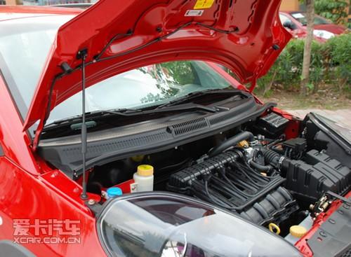 瑞麒x1售价在5万元-7万元之间,在同级别车中具有较强的竞争高清图片