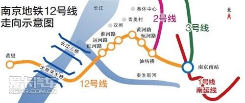 这一区域目前已有地铁一号线二号线通达.
