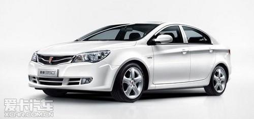 荣威350是紧凑级市场中的一款热门车型,上汽荣威也对这款紧凑高清图片