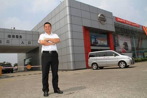 宜家宜商 走进郑州日产帅客车主的生活高清图片