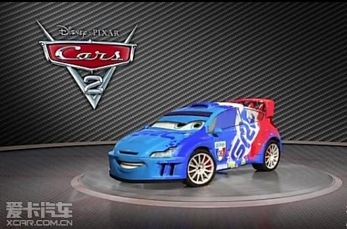 ...无疑是WRC赛史中最成功的车型之一.这辆在《汽车总动员2》