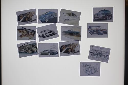 谱写英伦汽车典范 宾利世界上海揭幕高清图片