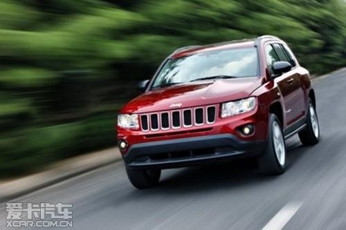 jeep 指南者 高清图片