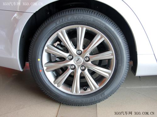 太极 易车网解析试驾 雷克萨斯es350 高清图片