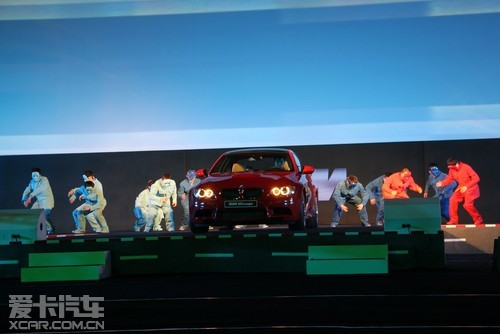 近年来,bmw m在中国赢得越来越多人的钟爱.2010年,bmw 高清图片
