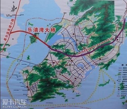 甬台温高速公路复线乐清湾大桥动工啦!