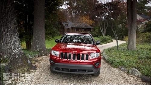的全新2012款指南者广告中,   jeep指南者   代言人内地当红高清图片
