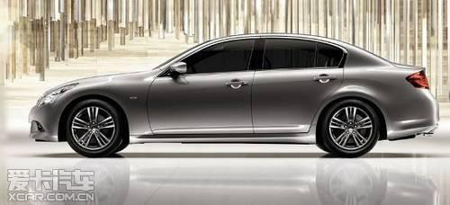英菲尼迪g37六度蝉联美 年度十佳车型高清图片