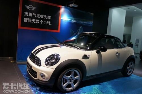 全新 mini 跑车双子正式登陆成都锦泰 mini 爱卡 高清图片