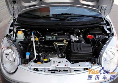 2012款奇瑞QQ -小排量大用途 6款5万元内省油微型车导购高清图片