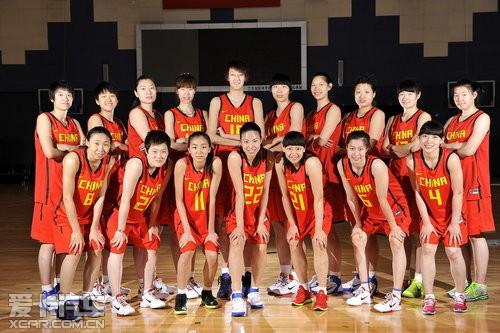 中国女篮力克劲敌韩国女篮