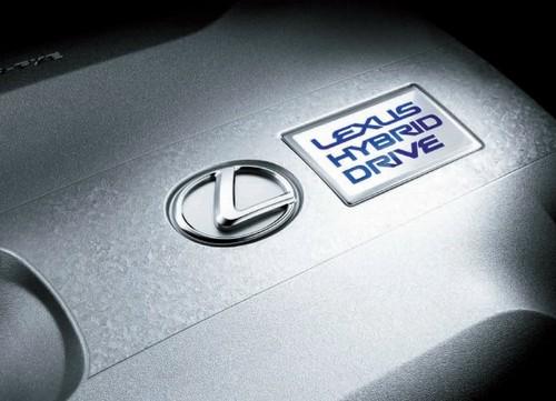 以轿车的油耗,带给您越野车的享受!雷克萨斯rx450h不仅拥有高清图片