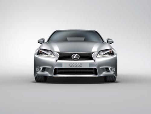 广州长悦雷克萨斯全新GS系列现车发售