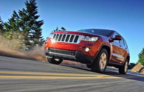jeep大切尔基高清图片