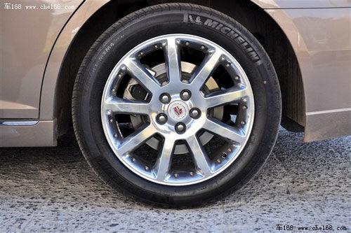 痛则思变 试驾凯迪拉克旗舰车型SLS赛威高清图片