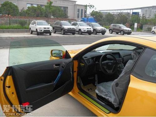 芜湖天运进口现代4S店酷派现车已到店