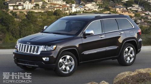 jeep大切诺基 高清图片