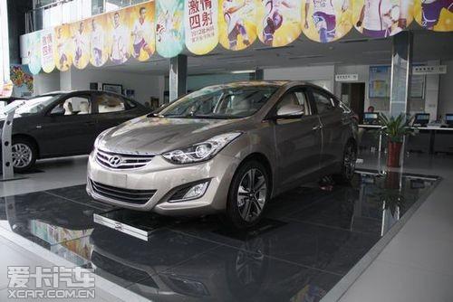 乌市接受预订      近日,爱卡汽车从乌鲁木齐北京现代捷康4s店了解到