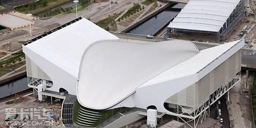 量子膜伦敦奥运会热门场馆一览